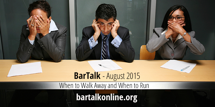 BarTalk | August 2015