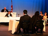 2011 Law Week - Cranbrook Mock Trial