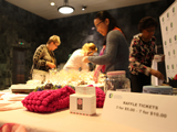 CBABC Breast Cancer Cure Bake Sale 2015