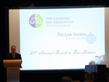 31st Annual Bench & Bar Dinner