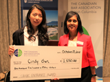 2018 UBC Mentorship Reception