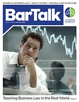 BarTalk | August 2012