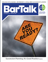 BarTalk | December 2011