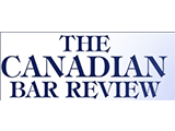 <em>Canadian Bar Review</em>