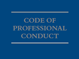 <em>Code of Professional Conduct</em>