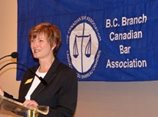 2008 BC Law Week